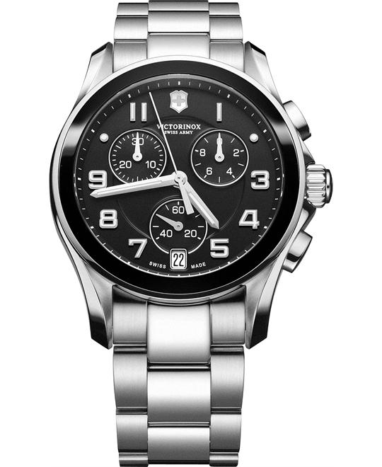 VICTORINOX Swiss Army Chrono Classic Ceramic Watch 41mm