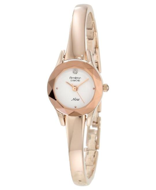 Armitron Women's Dial Gold Dress Watch 19,2mm