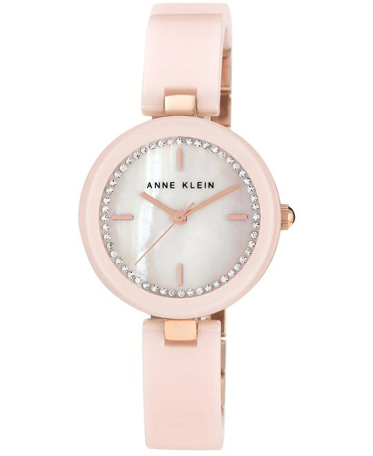 Anne Klein Watch, Women's Ceramic Bangle 31mm