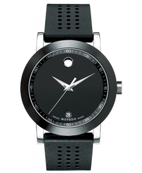 Movado Museum Sport Men's Swiss Watch 42mm