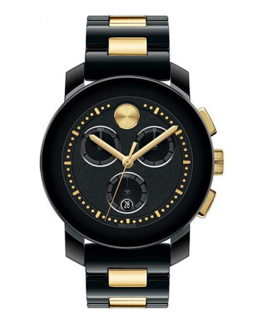 Movado Swiss Men's Chronograph Bold Watch 38mm
