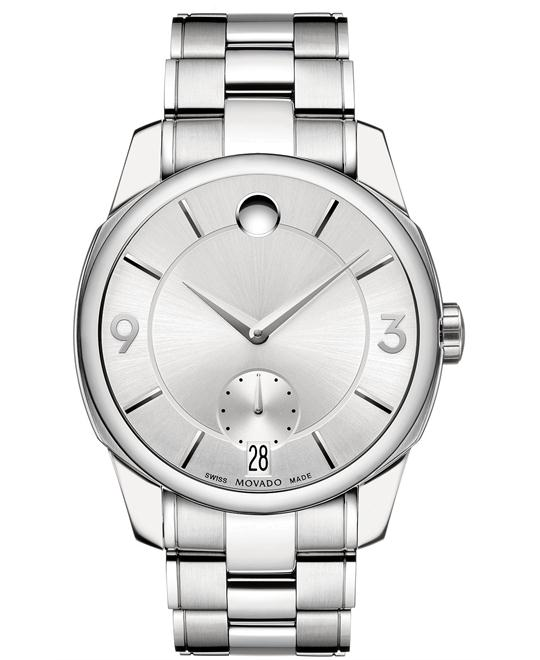 Movado Men's Swiss LX Watch 42mm