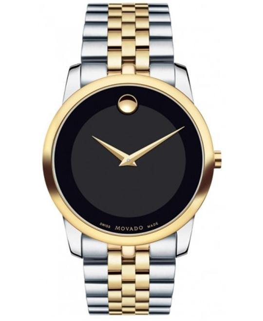 Movado Museum Classic Men's Swiss Watch 40mm