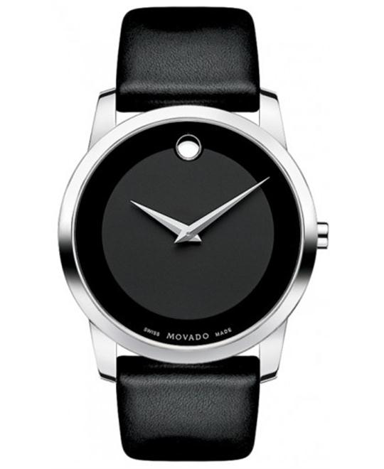 Movado Museum Men's Swiss Watch 40mm