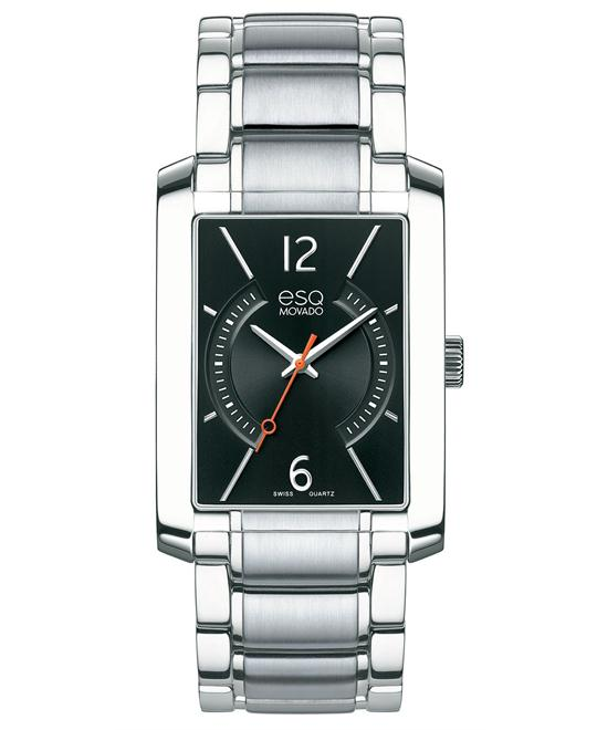 ESQ Movado Men's Swiss Synthesis Watch 30mm