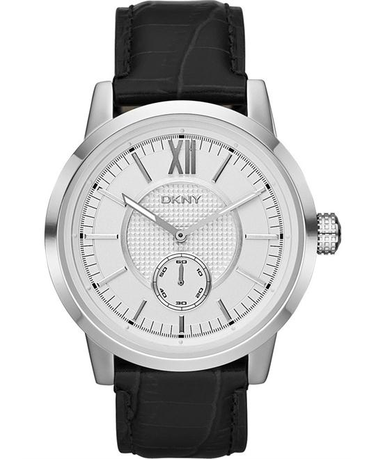 DKNY Collection Silver- Men's Watch 45mm