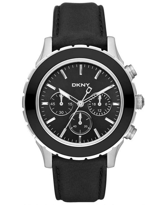 DKNY 3-Hand Stainless Steel Men's watch 40mm