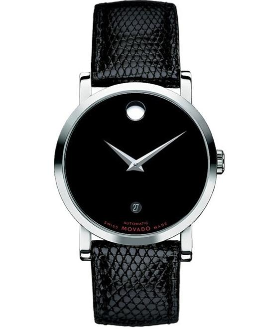 Movado Museum Red Label Watch 38mm