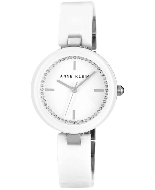 Anne Klein Watch Ceramic Bangle Bracelet 31mm