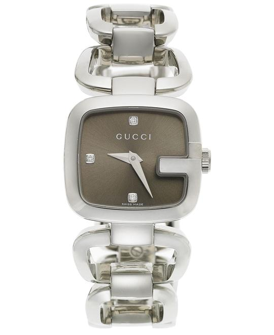 Gucci G-Gucci  Women's Swiss Diamond watch 24x23mm