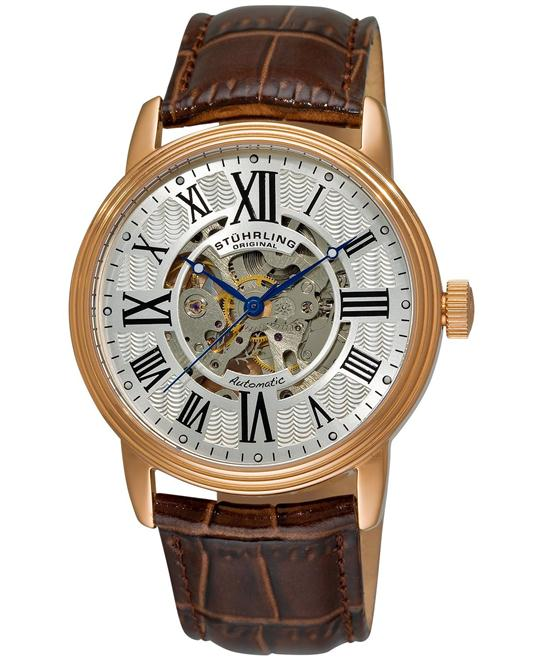 Stuhrling Original 1077.3345K2  Automatic Watch 44mm