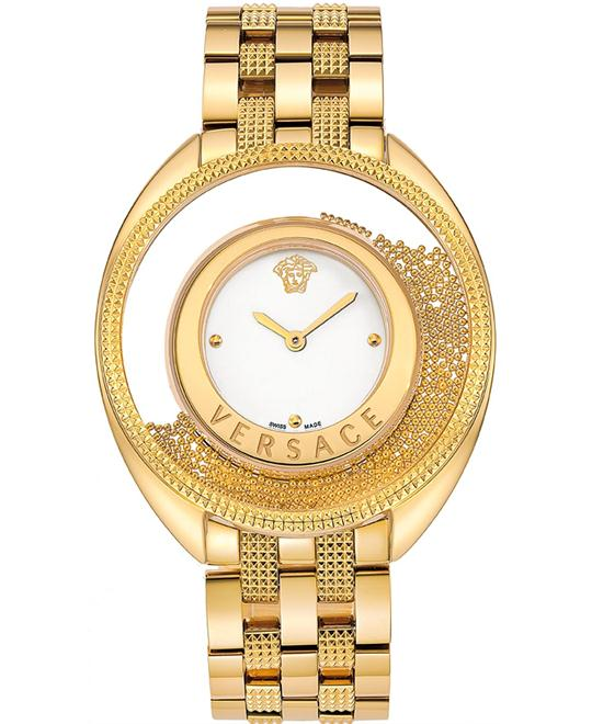 Versace Destiny Spirit Floating Micro Spheres IP Watch 39mm
