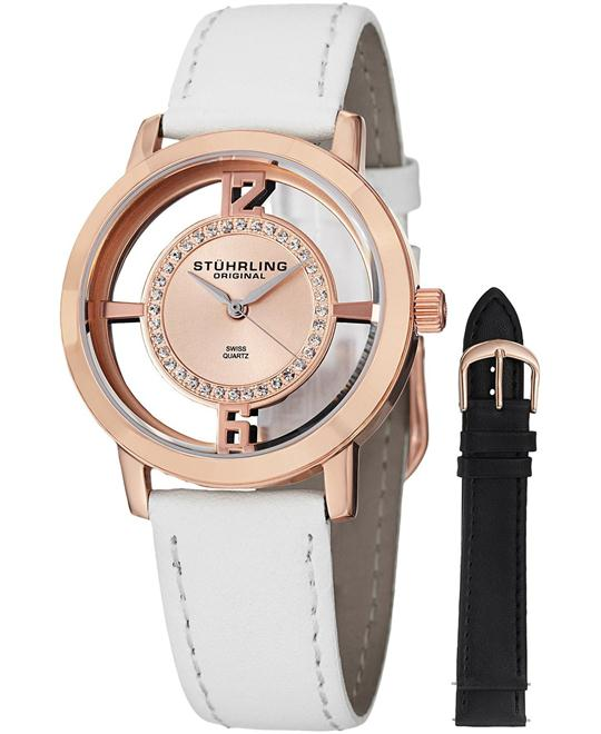 Stuhrling Original 388L2.SET.03 Watch 36mm