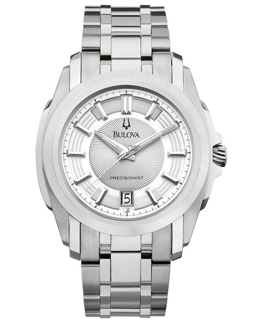 Bulova Men's Precisionist Watch 44mm