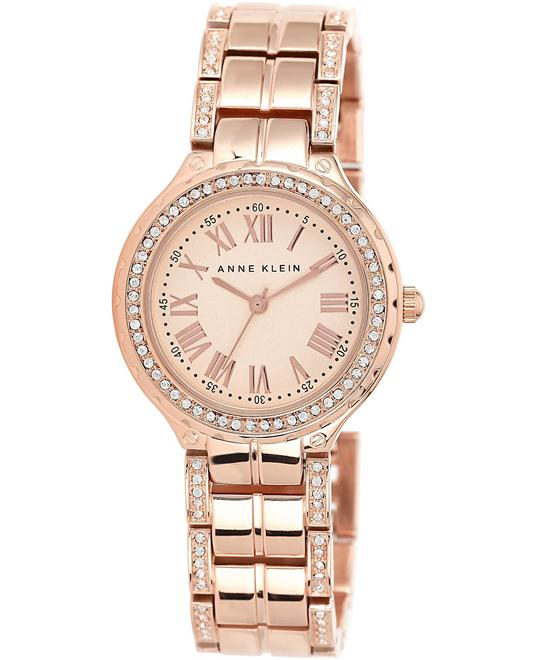 Anne Klein, Women's Rose Gold Watch 32mm