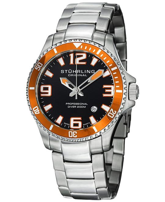Stuhrling Original 395.33I117 Men's Swiss 42mm