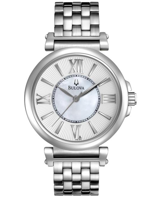 Bulova Women's Bracelet Watch 34mm
