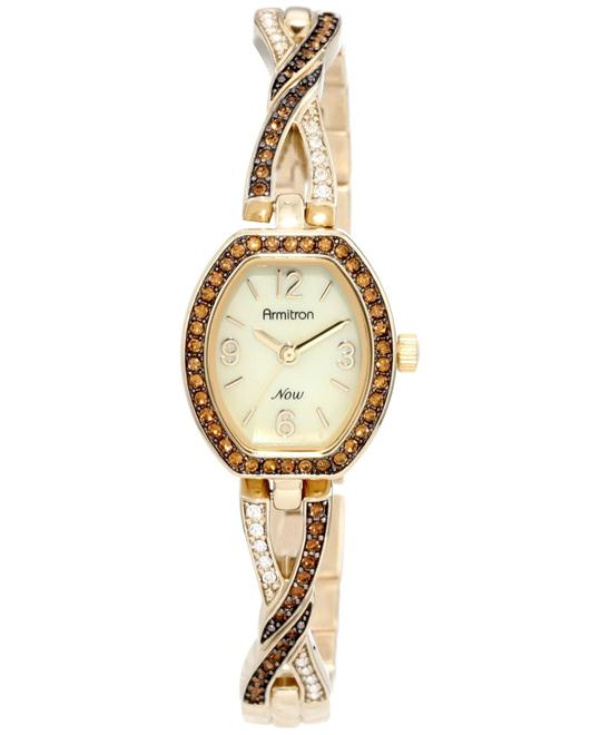 Armitron Women's Accented Bracelet Watch 21,4mm