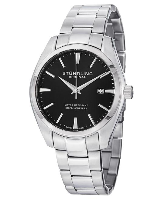Stuhrling Original Classic 414.33111 Men's Prime, watch 42mm