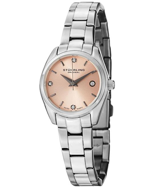 Stuhrling Original 414L.02 Women's Classic Watch 28mm
