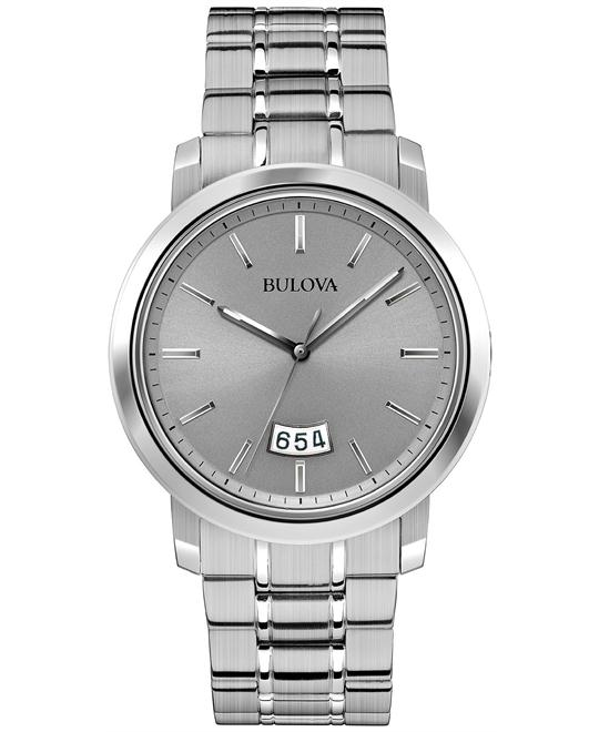 Bulova Men's Stainless Watch 40mm