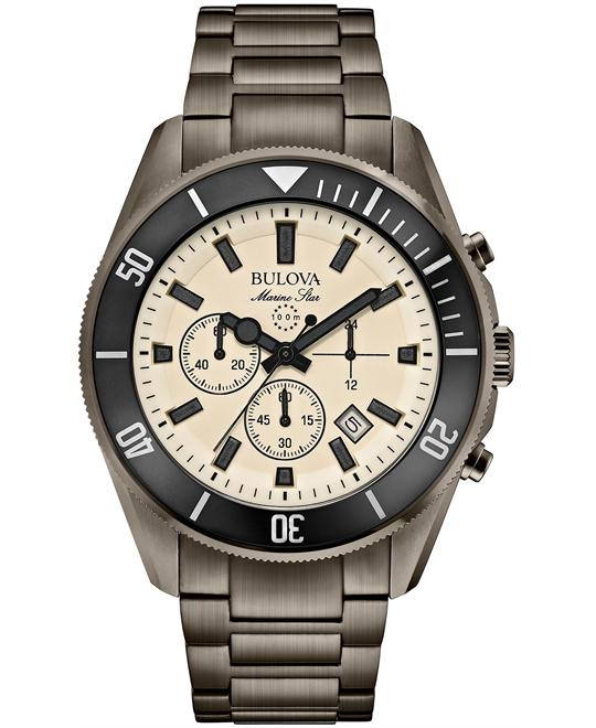 Bulova Men's Chronograph Watch 43mm