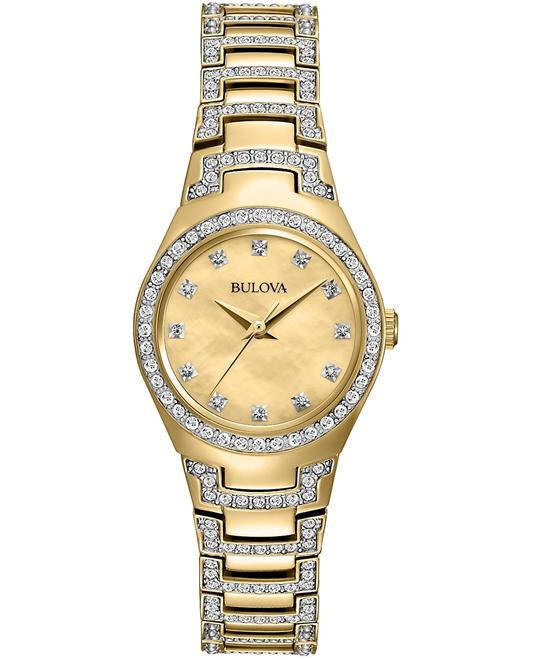 Bulova Women's Gold Watch 25mm