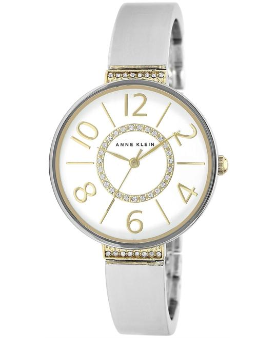 Anne Klein Women's Two-Tone Bracelet Watch 34mm