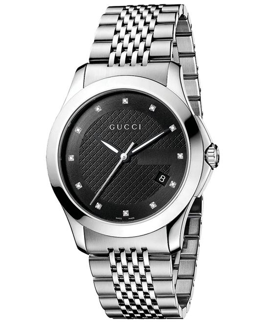 Gucci G-Timeless  Men's Stainless Steel watch 38mm