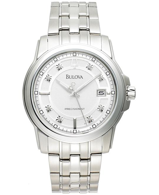 Bulova Men's Diamond Watch 43mm