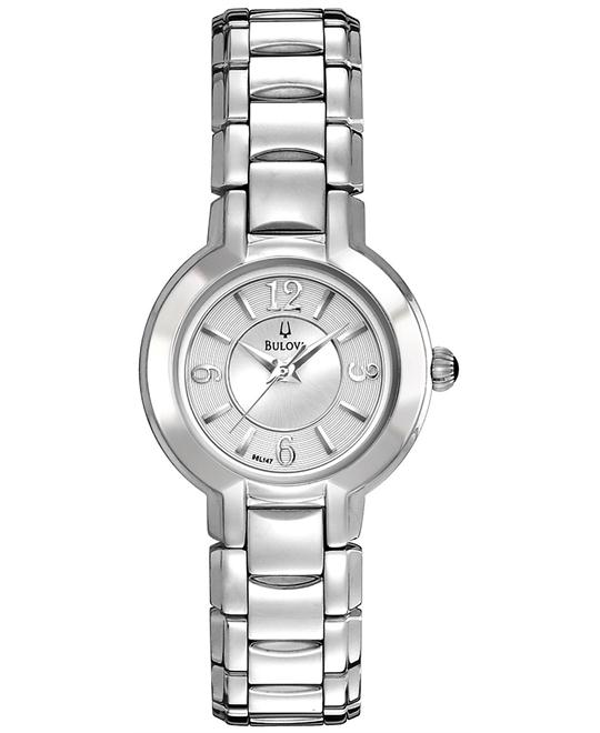 Bulova Women's Dress Classic Round Watch 27mm