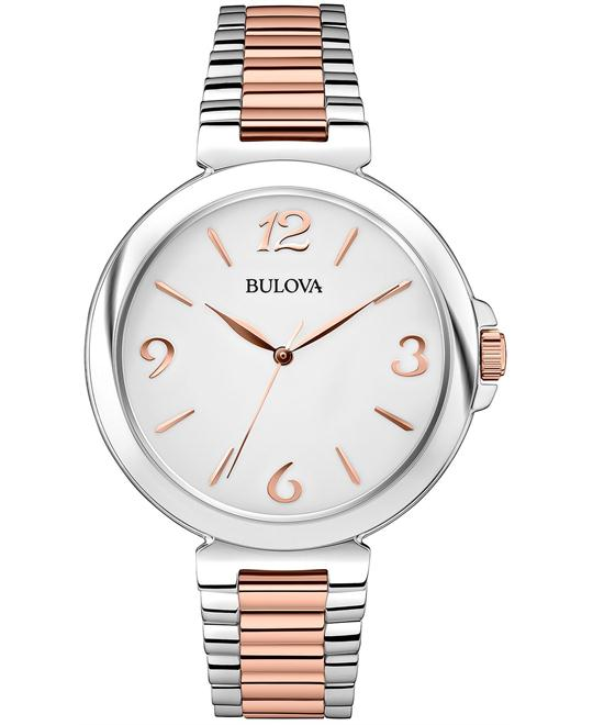 Bulova Women's Two Watch 38mm