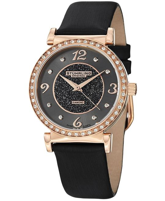 Stuhrling Original 711.04 Women's Swiss 34mm