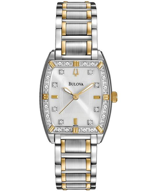 Bulova Women's Diamond Watch 24mm