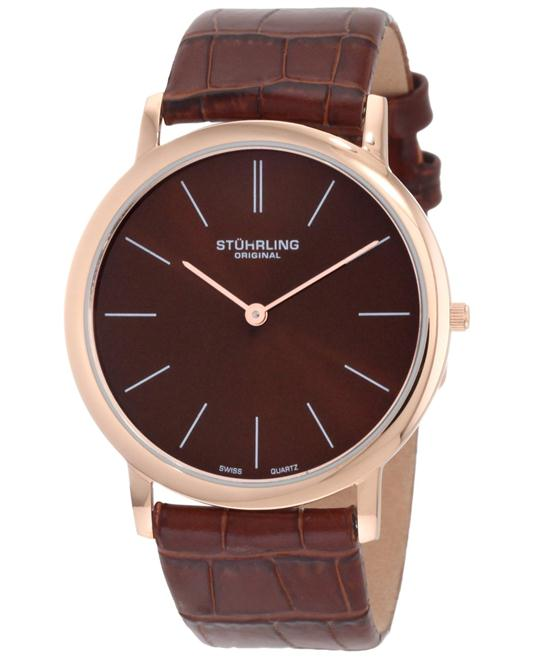 Stuhrling Original 601.3345K55 Men's Swiss, 38mm