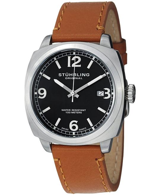 Stuhrling Original 451.3315K1SET Men's Swiss 40mm