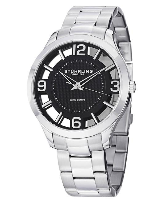 Stuhrling Original 754.02 Men's Swiss Quartz 42mm