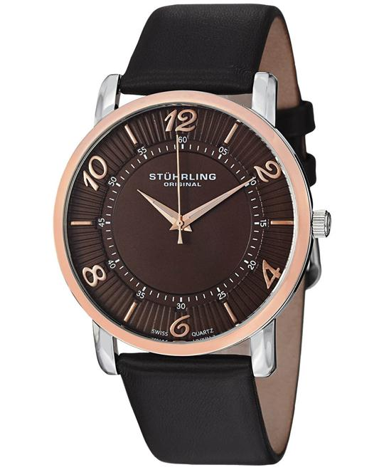 Stuhrling Original 183.33A5K59 Men's Swiss 42mm