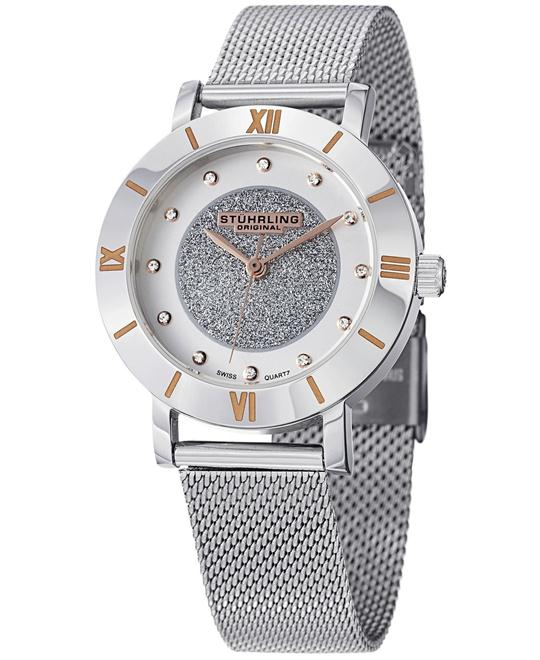 Stuhrling Original 738.01 Women's Watch 34mm