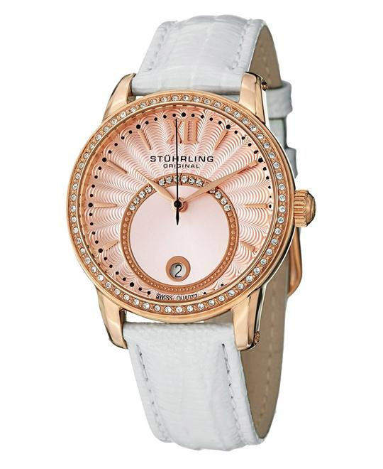 Stuhrling Original 544.1145W4 Women's Swiss Watch 37mm