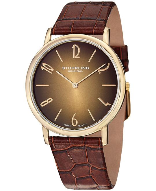 Stuhrling Original 140A.02 Men's Swiss 38mm