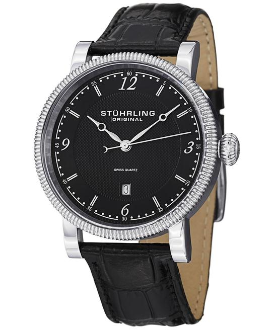 Stuhrling Original 719.02 Men's Swiss 44mm