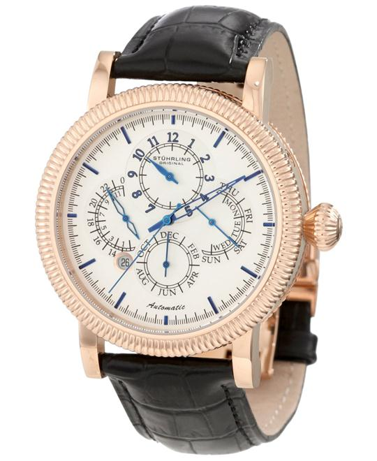 Stuhrling Original 97BB.33452 Men's Automatic 44mm