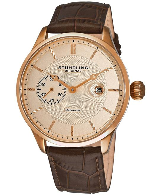 Stuhrling Original 148B.3345K14 Men's Automatic 44mm