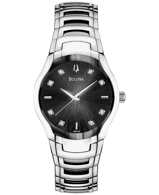 Bulova Women's Diamond Watch 30mm