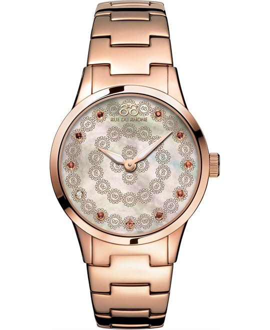 88 Rue Du Rhone Ladies' Rive Diamond Watch 32mm