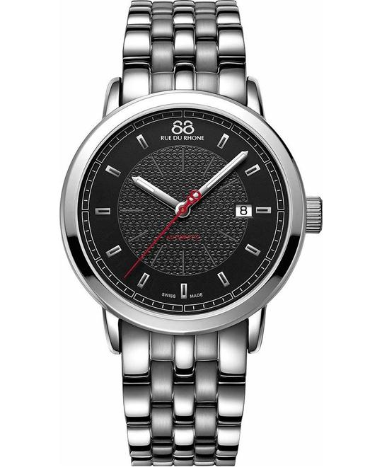 88 Rue du Rhone Men's  Swiss Automatic Stainless steel 42mm