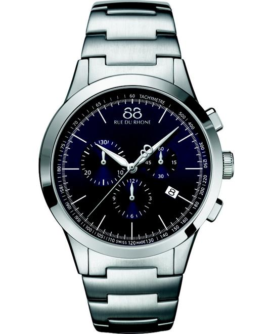 88 Rue du Rhone Rive Men's Watch 42mm
