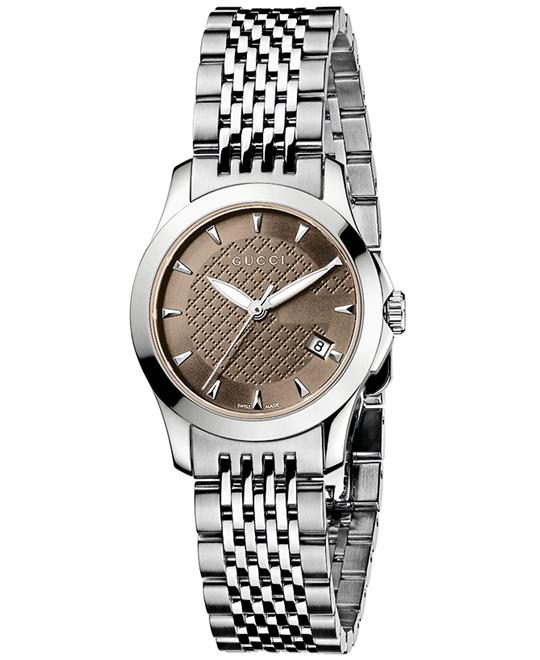 Gucci G Timeless  Women's Stainless Steel watch 27mm