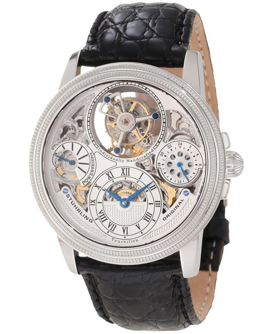 Stuhrling Original Tourbillon 213T.331X2 Men's 44.8mm